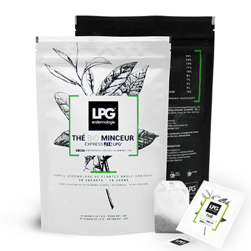 LPG 14 Day Express Organic Slimming Tea 28 Beutel