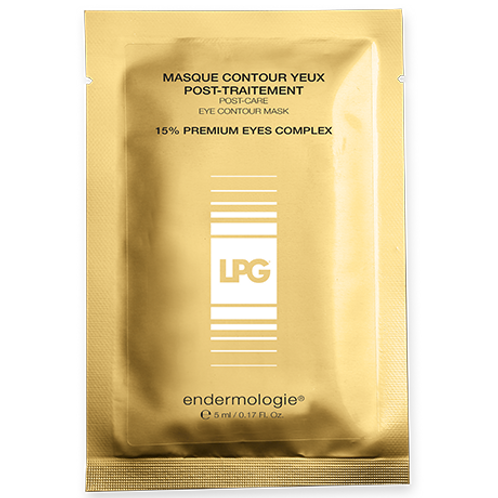 LPG Post-Care Eye Contour Mask (1 Paar à 25 g)