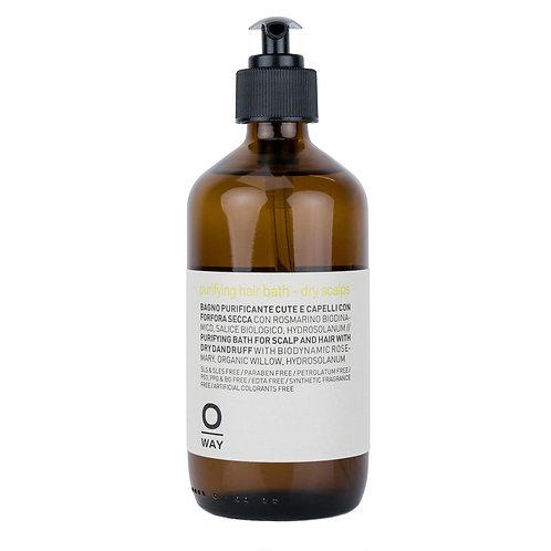 OWAY Puryfying Hair Bath - Dry Scalps 240 ml