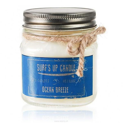 Ocean Breeze Surf's up Candle 8oz Sojawachs