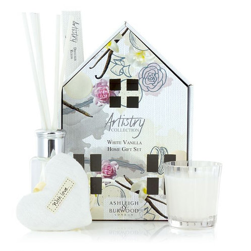 ARTISTRY COLLECTION: HOME GIFT SET - WHITE VANILLA