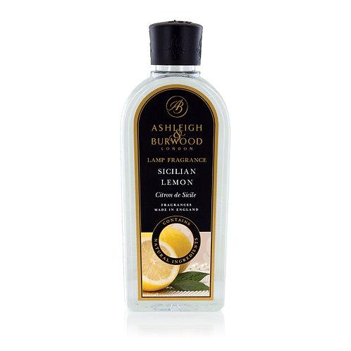 Ashleigh & Burwood: lamp fragrance - sicillian lemon 250ml