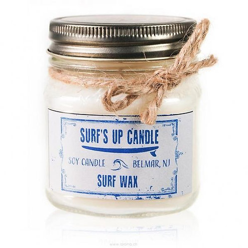 Surf Wax Surf's up Candle 8oz Sojawachs