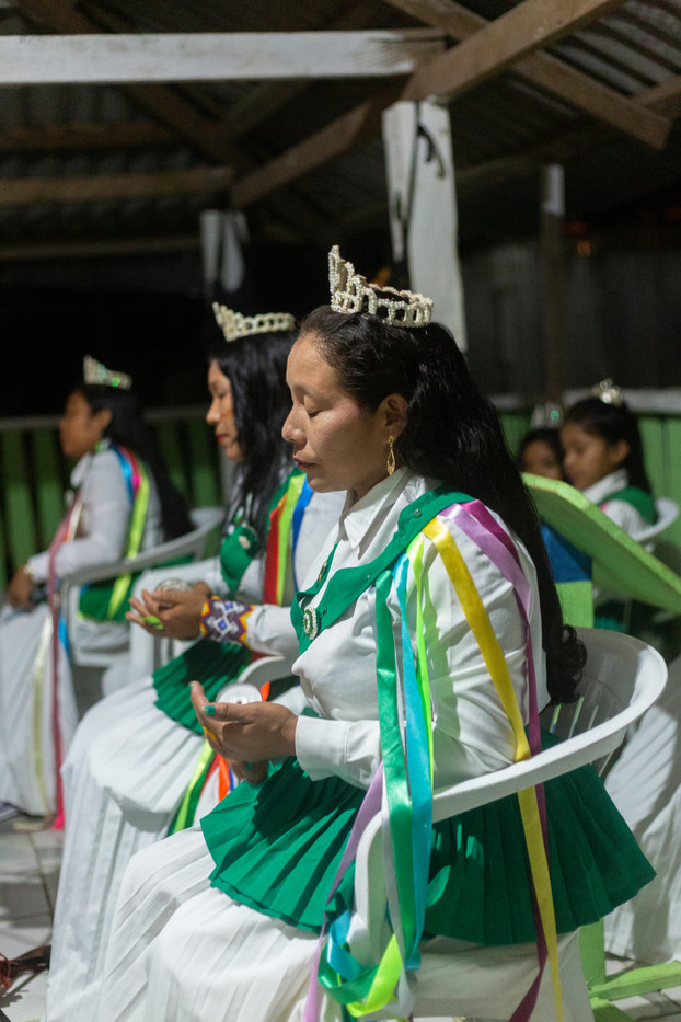 Huni Kuin Tribe, Acre State, Brazil 2020