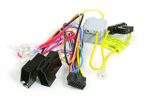 Alpine/iso harness 16 pin sqre