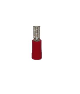 Spade un-insulated Female Terminal Red