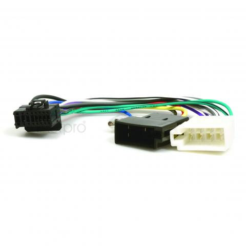 Pioneer to iso harness 16 pin