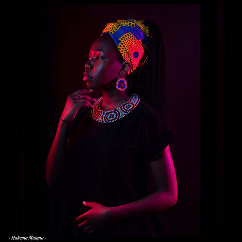 Afrikan Star - Zaka Looking Aside