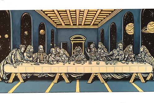 Last Supper Intergalactic