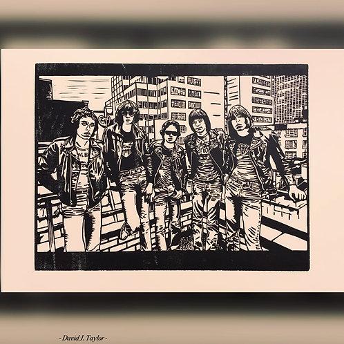 Ramones - 1, 2, 3, 4...5?