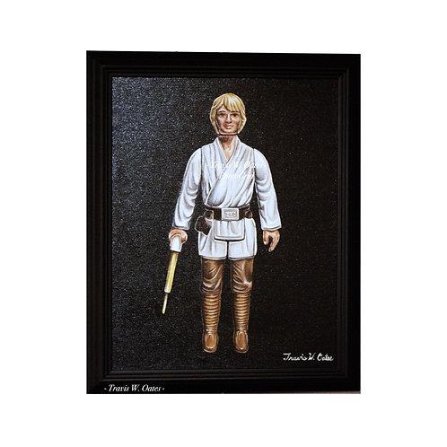 1977 Kenner Luke Skywalker
