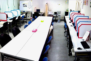 障害福祉サービスジョイン訓練室