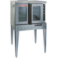 Full Size Convection Oven LP Gas