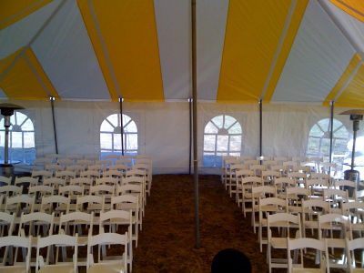 Side Walls For Tents