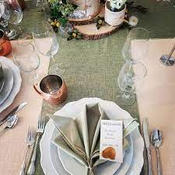 Table Runners for Rent