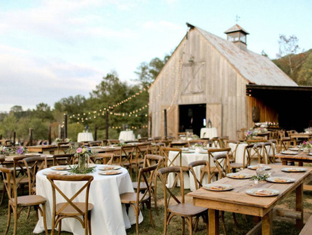 What It Means to Have a Rustic Wedding