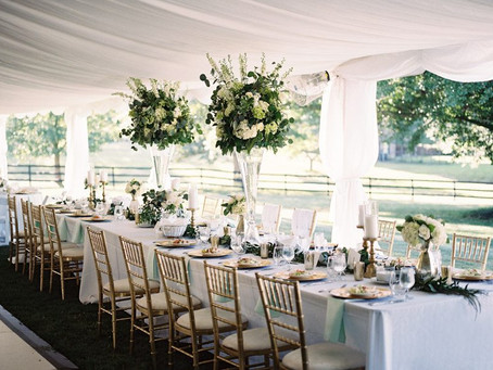 Why You Should Utilize Rental Items for Your Wedding and How to Get Them!