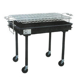 Charcoal Grill 2x3 long