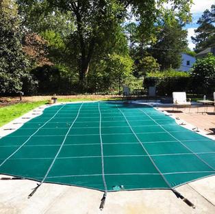 Pool Cover Repair