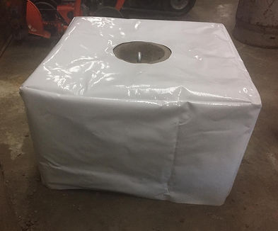 Tent Ballast Covers