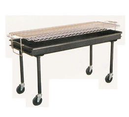 Charcoal Grill 2x 5 long