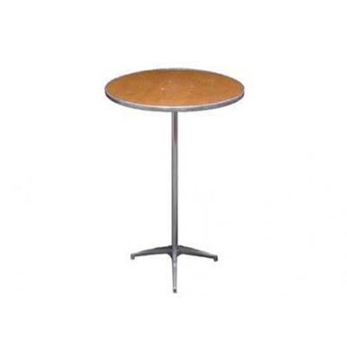 High Boy Cocktail Tables