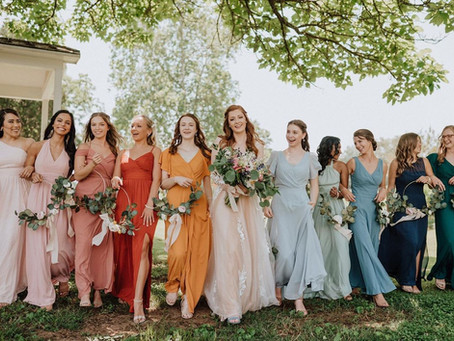 The Top 7 Wedding Colors of 2021 and How to Use Them