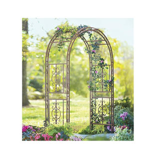 Wrought Iron Wedding Arch