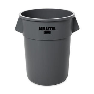 Trash Cans with Liners