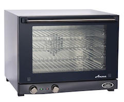Convection Oven Stainless Half Size