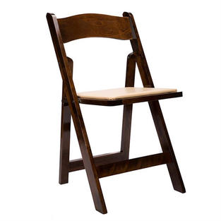 Fruit Wood Garden Chairs
