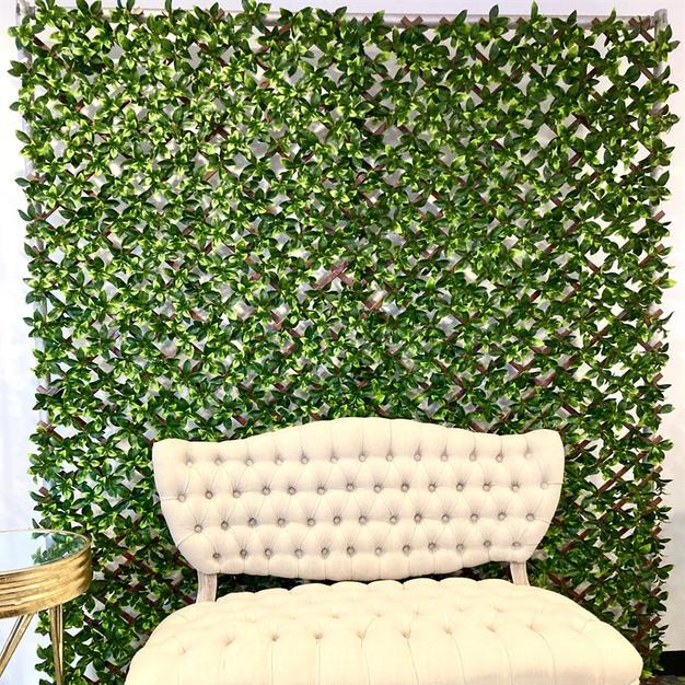 Greenery Wall 7'x6'