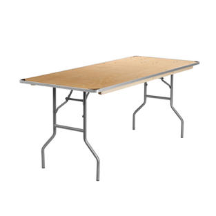 8' Banquet Tables