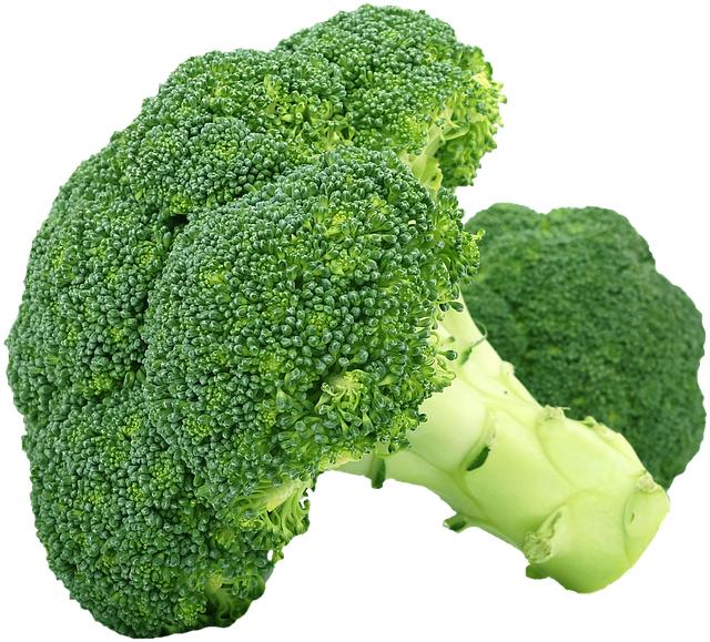 Broccoli raw