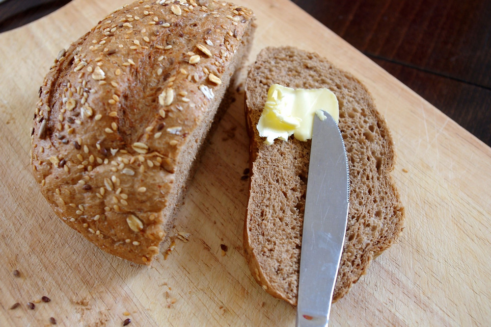 Bread basket carbs eating out weight loss