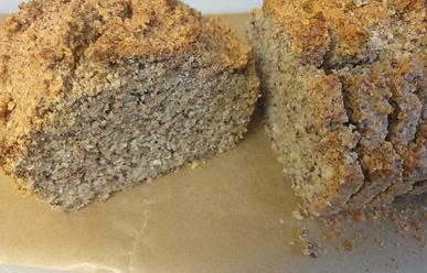 Breakfast bread for gut health - gluten free