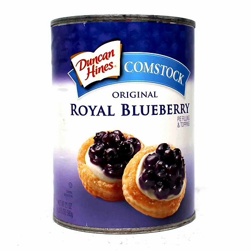 Royal Jam,  Blueberry