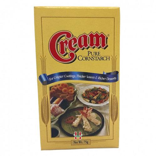 Cream Pure Cornstarch