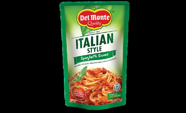 Del Monte Italian Spaghetti Sauce