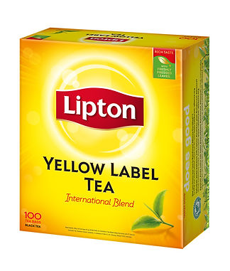 Lipton Yellow Label Tea Bags 100s
