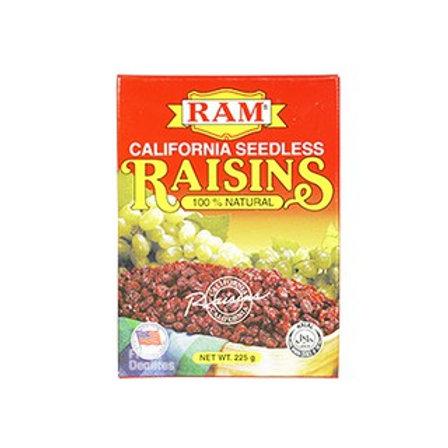 Raisins 225g