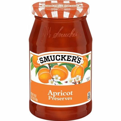 Smuckers Apricot Jam 12oz