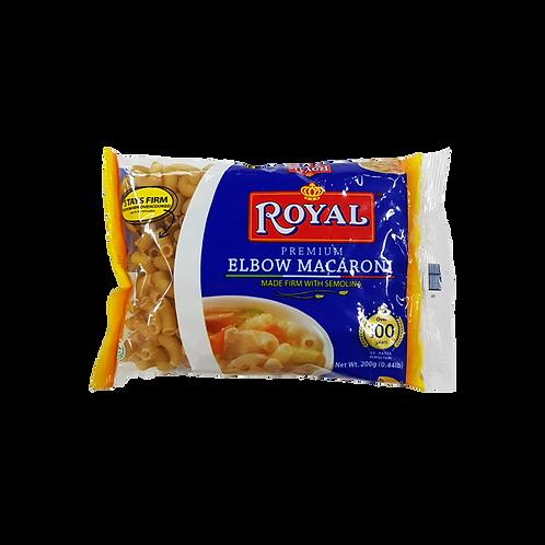 Macaroni Royal Elbow Pasta 200g