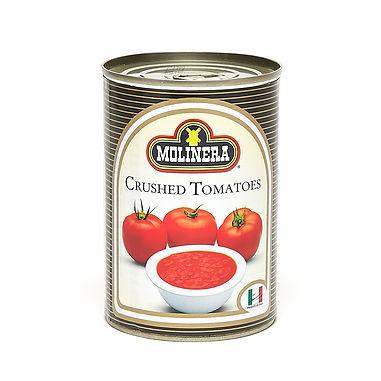 Molinera Crushed Tomatoes, 2.5kg