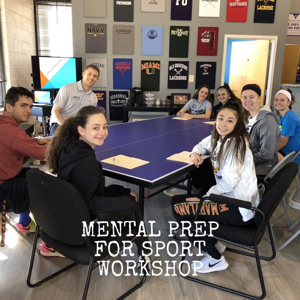 Mental Prep Workshop