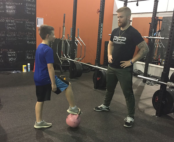 Young Athlete Fitness Programs
