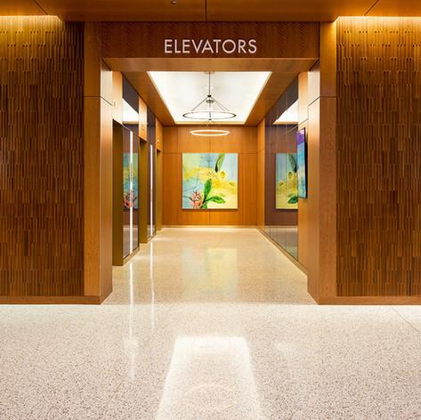 Mayo Clinic Wood obby