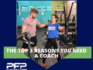The Top 3 Reasons YOU Need a Coach
