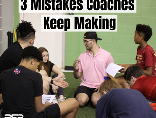 3 Mistakes Coaches Keep Making