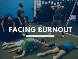 Burnout is YOUR CHOICE! Why 77% of athlete's burnout by age 14 and how THEY can fix it